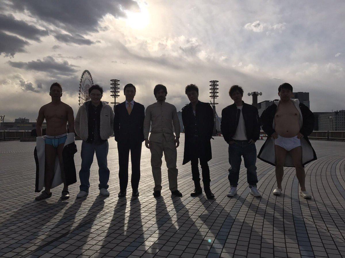 """Twitter पर AV男優 大島丈: """"この横並びshotは、マグマイザーのハイ ..."""