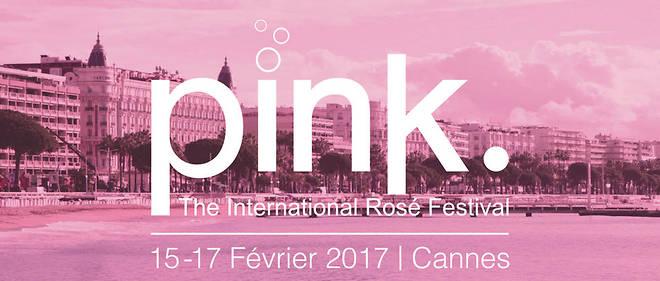 .@PinkRoseFest, le nouveau #salon professionnel international dédié aux #vins rosés se tiendra du 15 au 17 février au @CannesPalais<br>http://pic.twitter.com/ETrKAj8H17