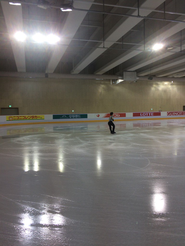 4回転ループだけでなく、4回転サルコーも着氷した宇野昌磨選手!それにしても体力がすごいと思います。