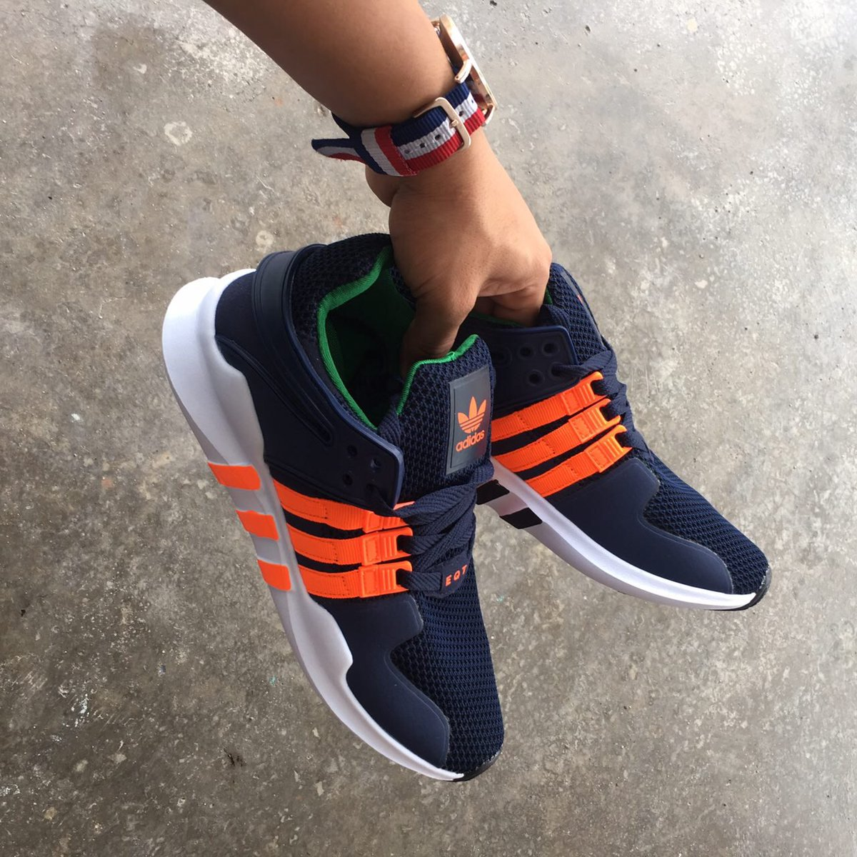 86d8471e1cb1ab Adidas EQT Navy Blue Size  - 41-45 Euro Harga Offer  - RM 90 Only SM (inc  postage) RM 95 Only SS (inc postage) WhatsApp   0111-621  8182pic.twitter.com  ...