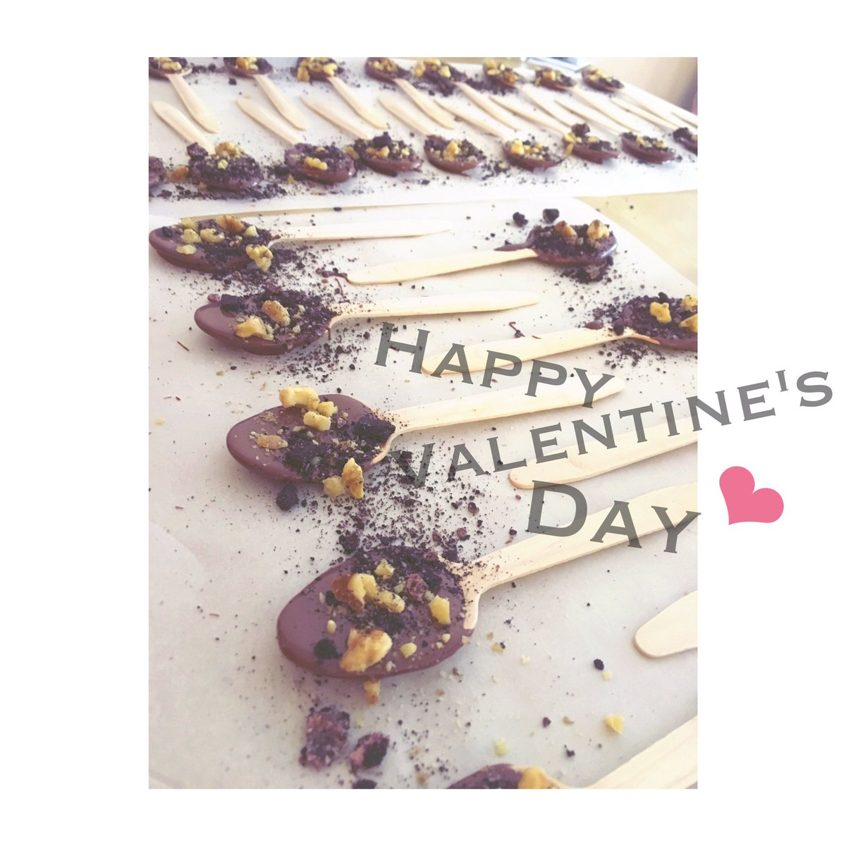 Happy Valentine's Day❣️ 私はいつもお世話になっている方々に、普段の感…