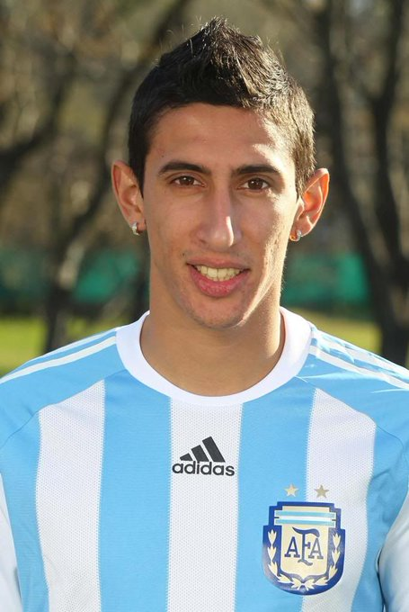 Happy Birthday Angel Di Maria