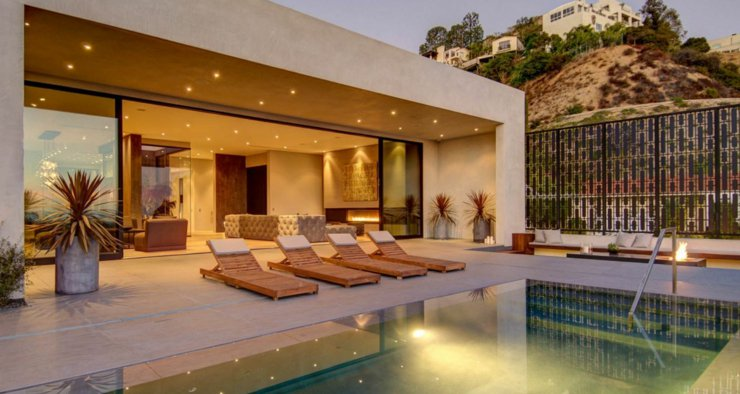 Maisons de luxe maisondelux twitter for Maison moderne de luxe interieur