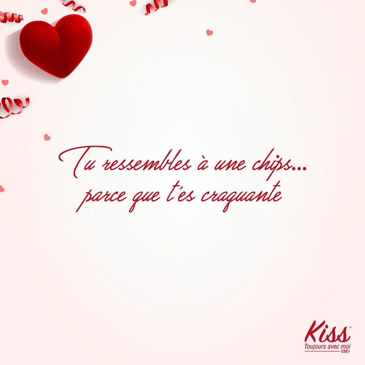 #SaintValentin la déclaration craquante !  #Valentines #Kiss #ToujoursAvecMoi #AdopteKiss<br>http://pic.twitter.com/fjfq6Nt9FA