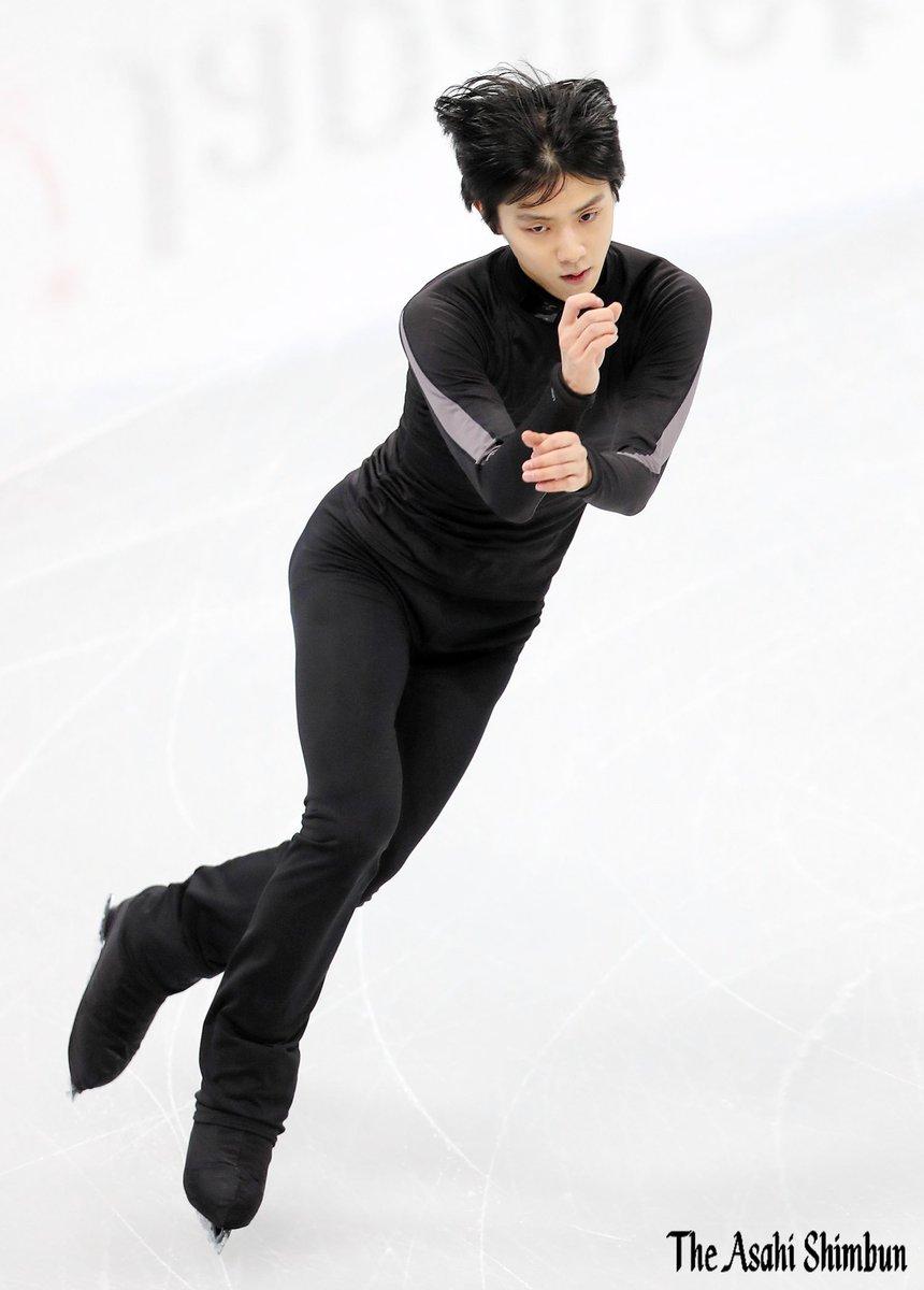 t.asahi.com/myky フィギュアスケートの四大陸選手権が16日、平昌五輪のプレ大会として…