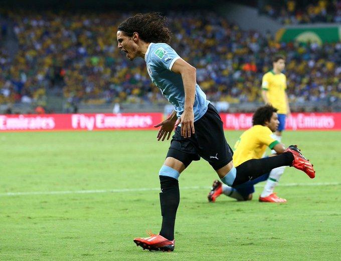 Happy 30th birthday to Uruguay and PSG striker Edinson Cavani.  553 | Games 304 | Goals