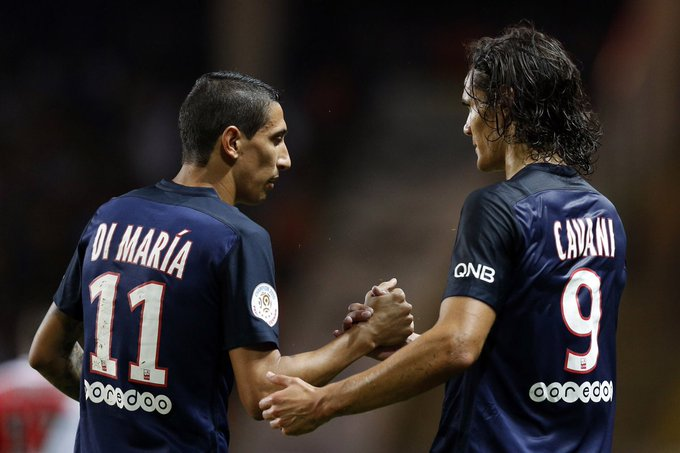 Happy Birthday to both Edison Cavani and Angel Di Maria who both play against my team Barcelona in the tonight.