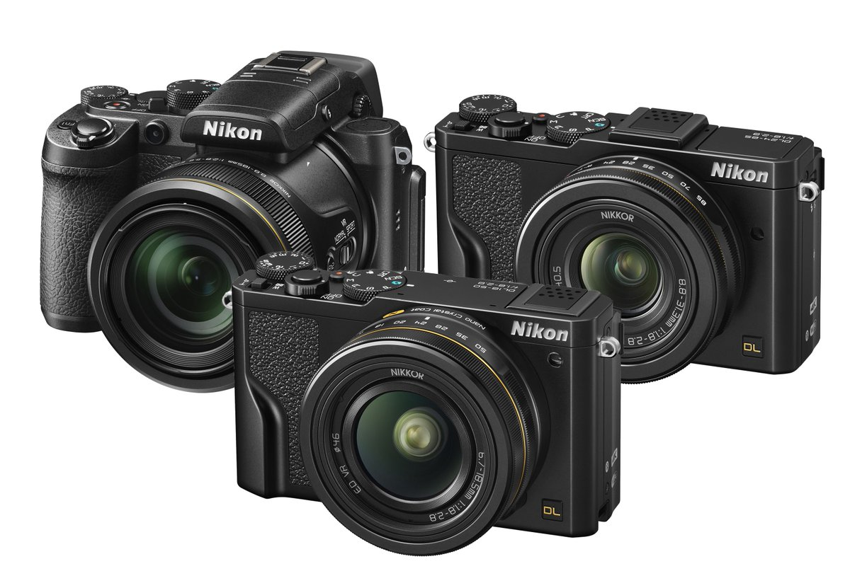 Nikon kills its DL line of 4K compacts without selling a single one