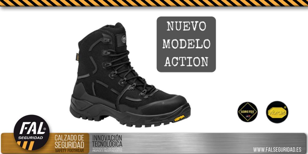 ¡Modelo Action!  http:// bit.ly/1Yh4tKQ  &nbsp;   #ConfortClimatico #GoreTex #Vibram #Transpirable #Impermeable #Novedad <br>http://pic.twitter.com/3jTHKwSjrV