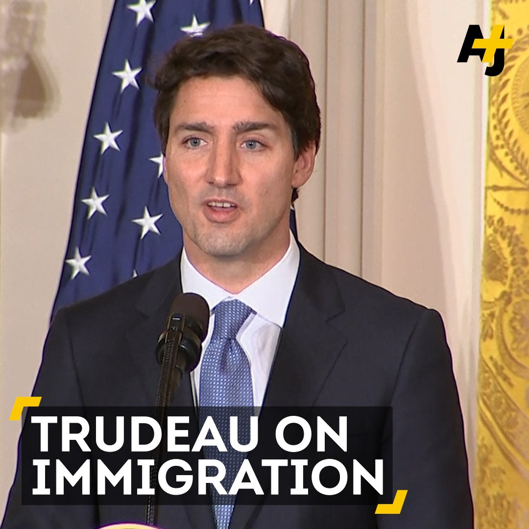 Did Justin Trudeau just school President Trump in the most subtle way possible?