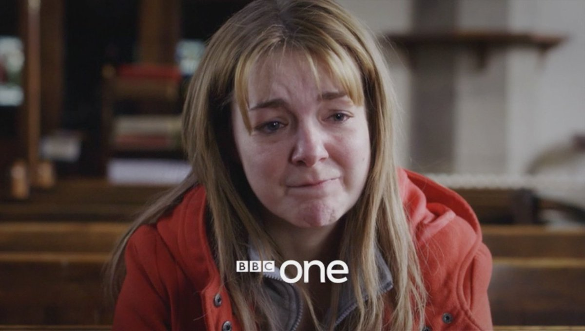 Sheridan Smith stars in part two of #TheMoorside. Tonight. 9pm. @BBCOne.