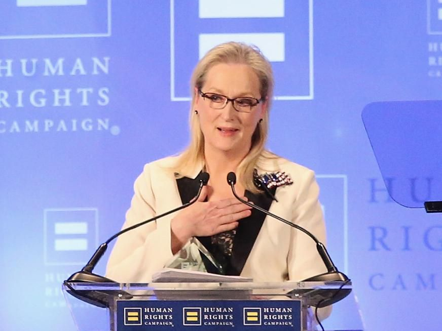 #Meryl #Streep delivers another wonderful anti-Donald #Trump speech at #Human #Rights Campaign gala  http:// ind.pn/2lHTQVe  &nbsp;  <br>http://pic.twitter.com/MhfnkB965x