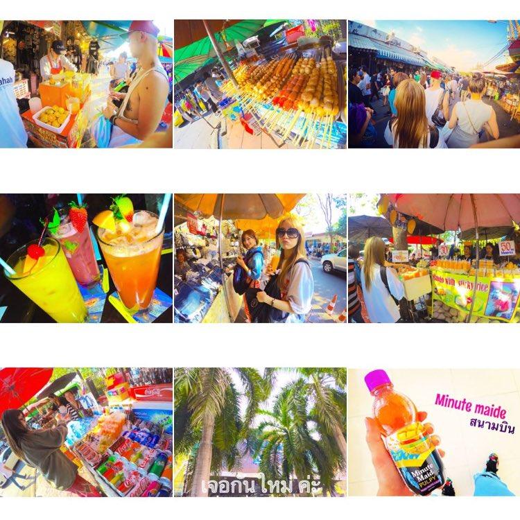 Instagramやってまーす! タイで #gopro でとった写真いっぱい投稿したぞぉぉ🍉🍍  『…