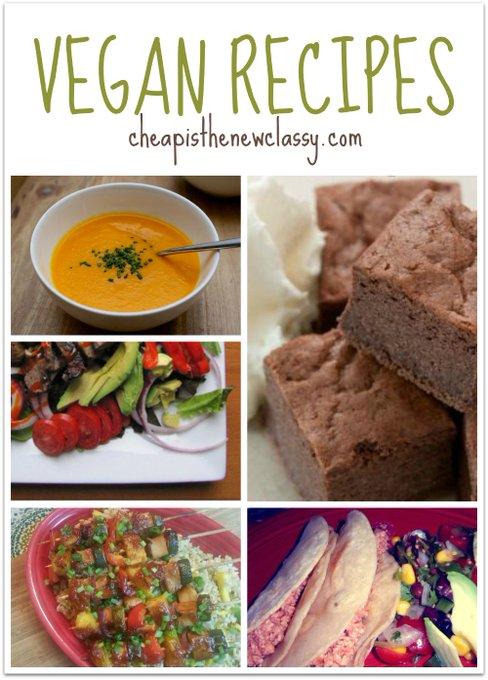 10 Delicious Vegan Recipes