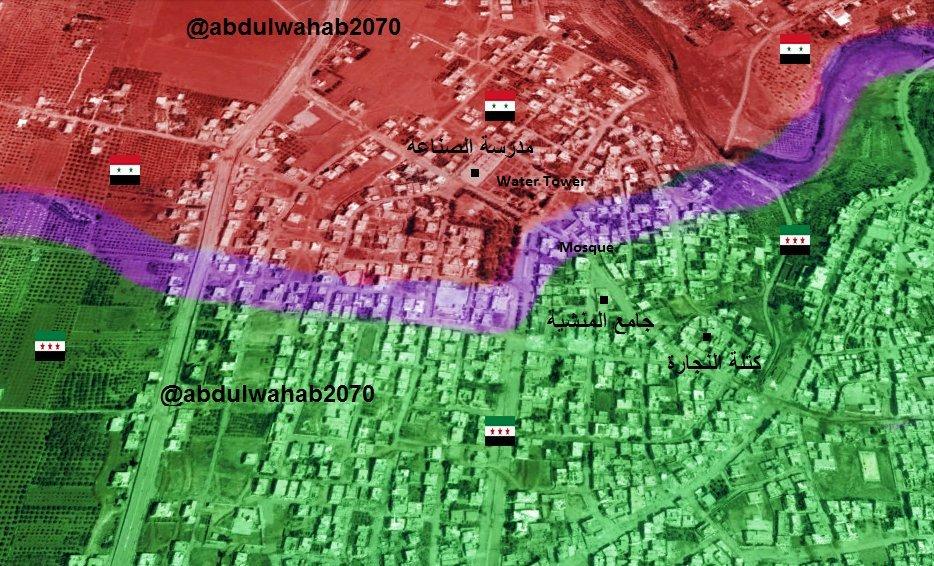 Guerre Civile en Syrie ( LISEZ LE PREMIER POST ! ) - Statut spécial  - - Page 39 C4o9mFTXAAAzavC