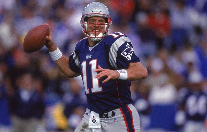 Happy 45th birthday former QB Drew Bledsoe