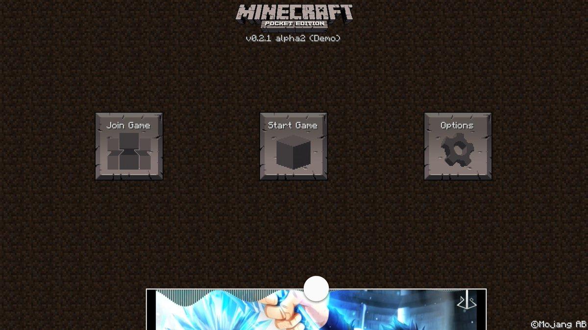 minecraft no demo