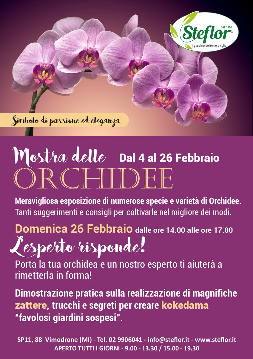 Orchidee Meravigliose Trucchi E Segreti vimdrone hashtag on twitter