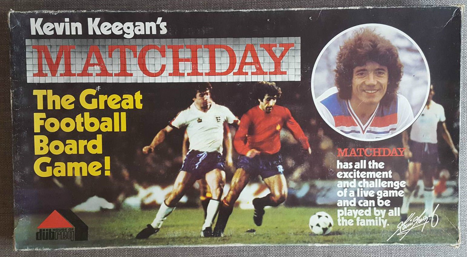 Happy birthday to one of Yorkshire\s greatest ever sportsmen (and perms), Kevin Keegan!