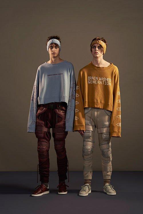 アンダーカバー2017年秋冬メンズコレクション fashion-press.net/collecti…