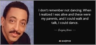 HAPPY BIRTHDAY   Gregory Hines 2/14/1945 - 8/9/2003