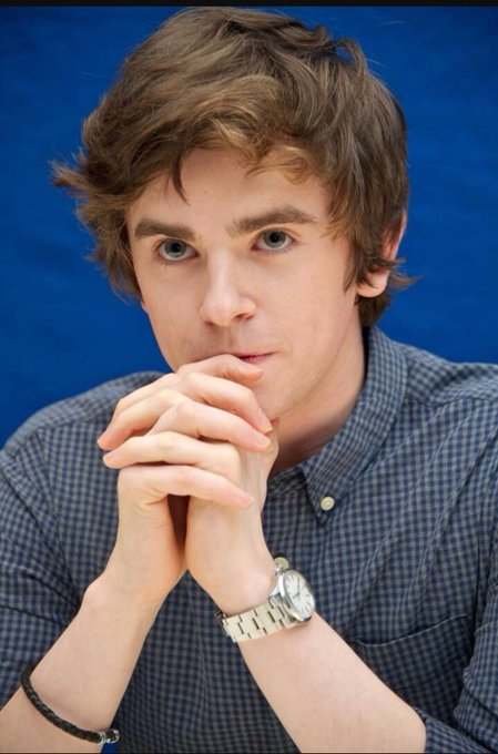 Happy birthday to the best actor on our planet Freddie Highmore