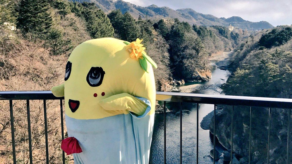 みんなー今日も一日お疲れ様なっしー♪ヾ(。゜▽゜)ノ鬼怒川温泉に来てるなっしー♪都内から近くていい所…