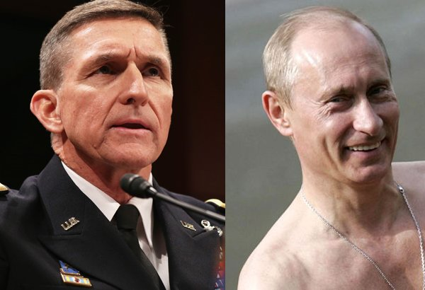 Some say we should have mercy on #GeneralFlynn because he served America—unfortunately, he served it to #VladimirPutin <br>http://pic.twitter.com/m3yxODhqyO