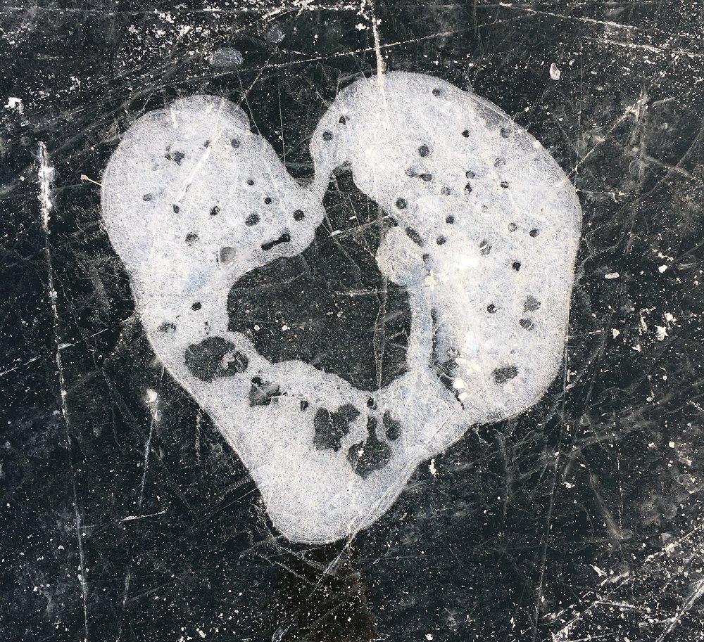 Der Winter Hat Ein Herz Zum #Valentinstag P.S. Kostenlos Und Ohne  Registrierung Valentinstagsgrüße Verschicken:  Http://www.aquasoft.de/valentinstag ...