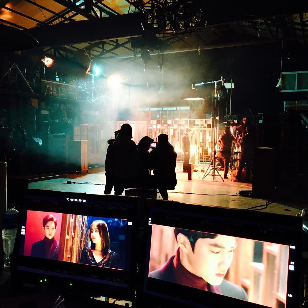 170214 lighting_director_gaffer님 인스타그램 #SUHO