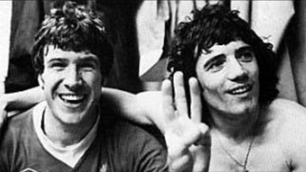 Happy birthday Kevin Keegan!! Who knows where I\d be now if he and Emlyn hadn\t been on the scene in the 70s
