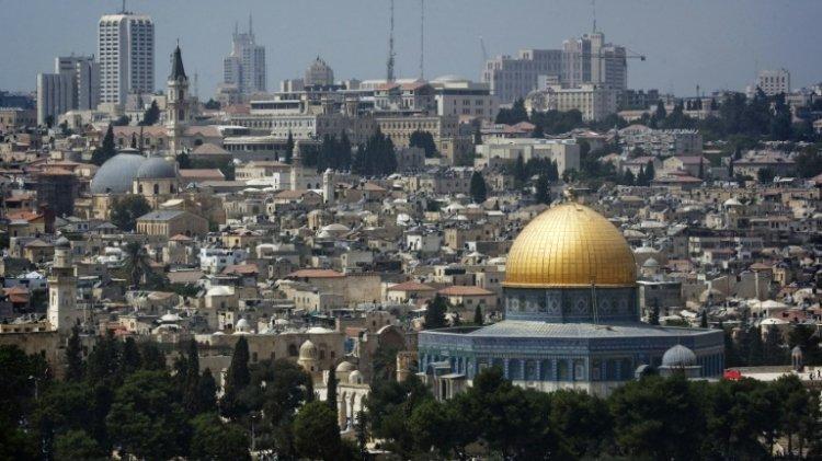 #LIBAN: Le président libanais appelle à &quot;préserver&quot; #Jérusalem►► http:// i24ne.ws/oc0b308ZKWN  &nbsp;  <br>http://pic.twitter.com/fo0iS361jJ
