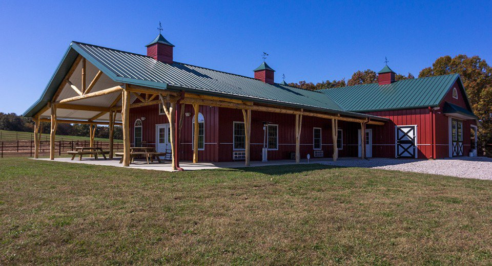 Morton buildings mortonbuildings twitter for House plans of barns with living space