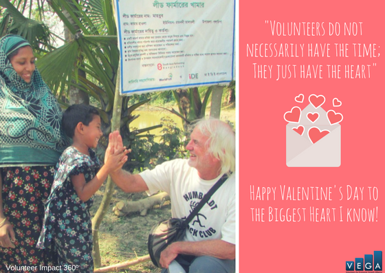 Sending a #VolunteerValentine 2 all who make this world a better place by sharing their skills & heart! #VolunteerImpact360 #ValentinesDay https://t.co/Sdb4a05ilS