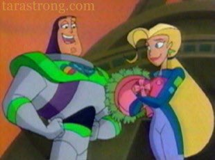 Remember this special romantic #BuzzLightyear ep? Happy #valentinesday to u guys!!  Also happy belated bday to Tara!<br>http://pic.twitter.com/H1G6r2I4vA