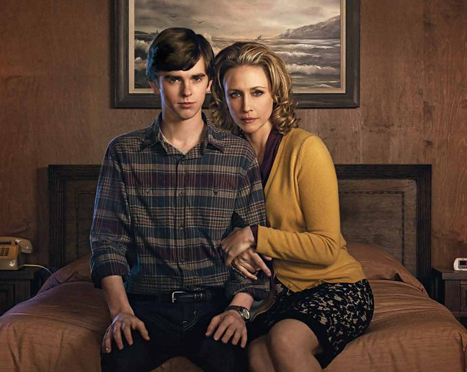 Happy 25th birthday to star Freddie Highmore: