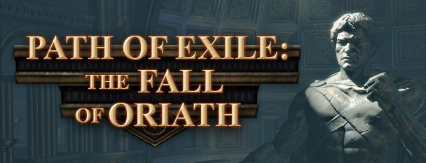 Announcing Path of Exile: The Fall of Oriath! https://t.co/KtKI7NciTo https://t.co/uzxy4jTZMN