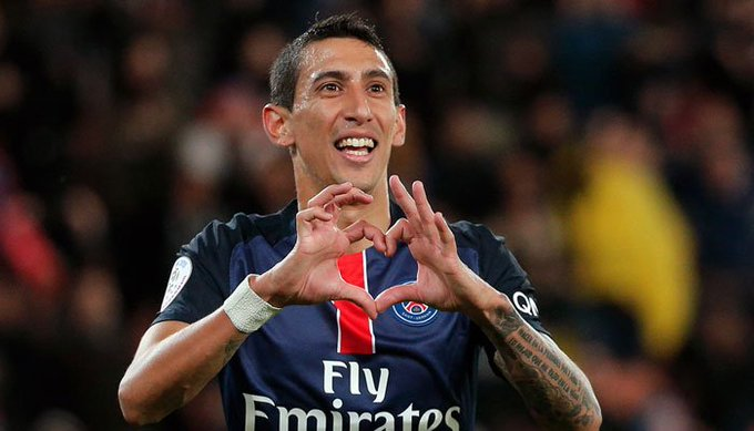 Happy Birthday To Angel Di Maria