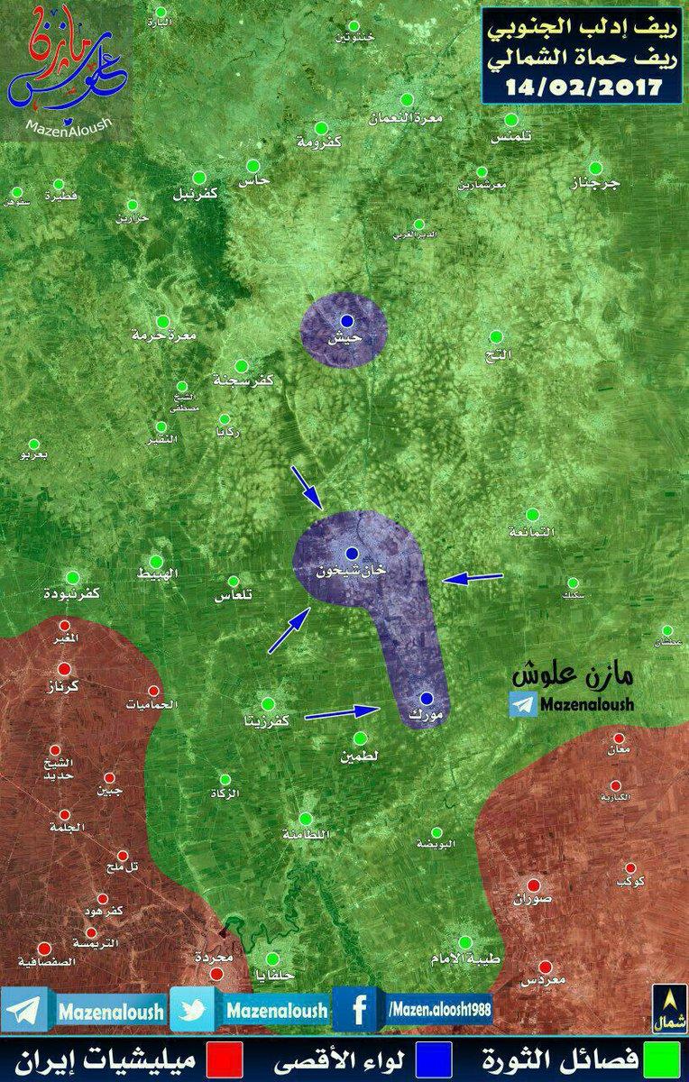 Guerre Civile en Syrie ( LISEZ LE PREMIER POST ! ) - Statut spécial  - - Page 39 C4pAhgVUcAA7dOm
