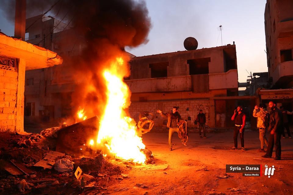 Guerre Civile en Syrie ( LISEZ LE PREMIER POST ! ) - Statut spécial  - - Page 39 C4pB9XgWQAIgpf3