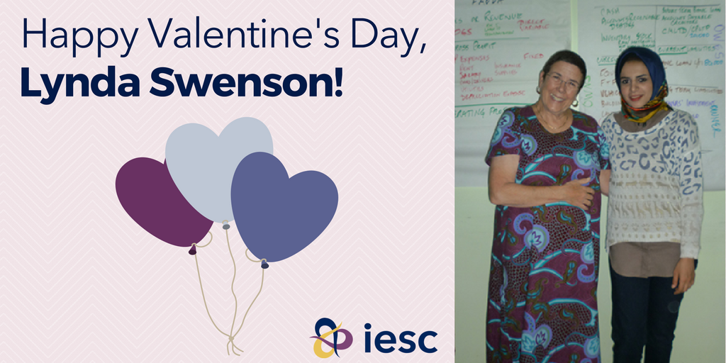 #VolunteerValentine 4 @VegaAlliance Volunteer of the Year Lynda Swenson, who has completed > 50 assignments! https://t.co/TGTck5JSor https://t.co/Vkr92ZjfFB