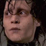 edward scissorhands (1990) film stories