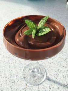 Guilt Free, CHOCOLATE Mousse!