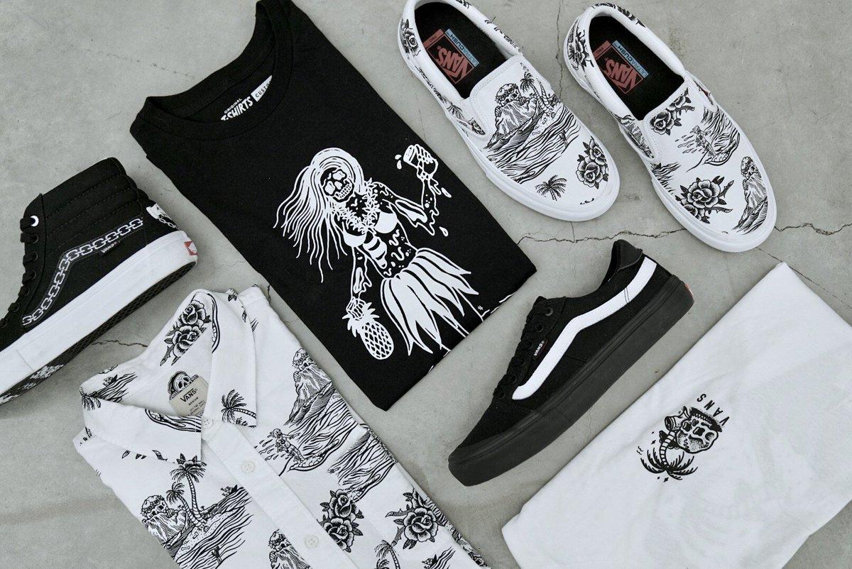 Zumiez - Get The Sketchy X Vans Collection Only At Zumiez Https T Co Ekmahadtab Https T Co Nz9f9gf1my