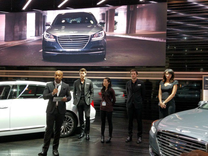 What's New from Hyundai and Genesis at #CAS17 #HyundaiCAS #GenesisCAS #CAS17 [ad] https://t.co/kXNs0JO9Zj https://t.co/UA7R1hXwTz