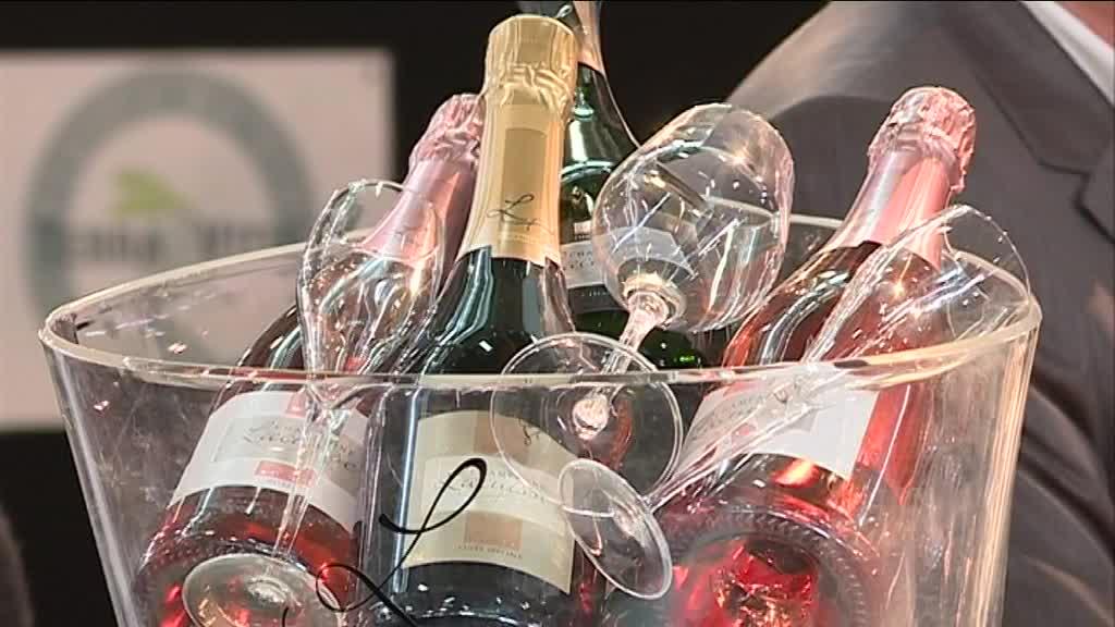 Une bonne cuvée pour le 1er salon des vins « septentrionaux » : @VinoVision2017  http:// bit.ly/2kGO7yd  &nbsp;   #Bourgogne #Vins <br>http://pic.twitter.com/ySKWbB2TrA