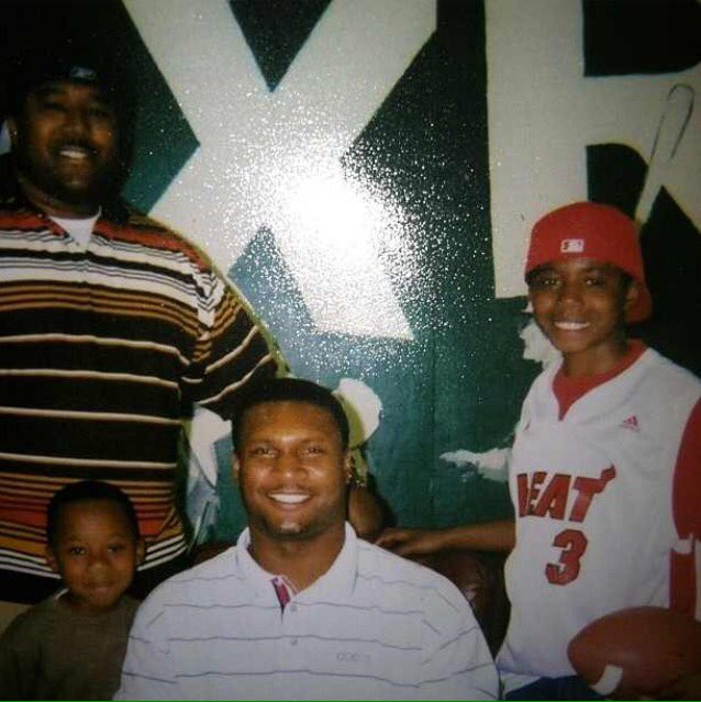 Happy Birthday to one of the best to ever do it Steve McNair
