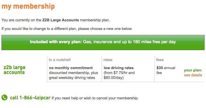 Cancel Zipcar Membership >> Aki Kumar On Twitter Zipcar Doesn T Let You Cancel Your