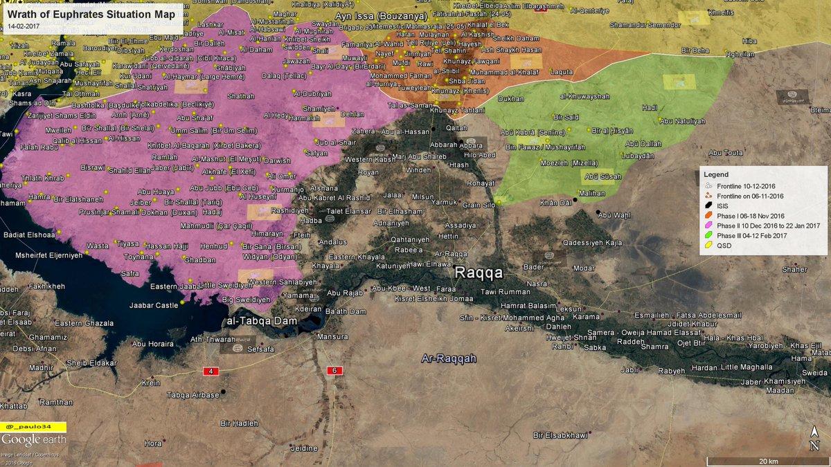 Guerre Civile en Syrie ( LISEZ LE PREMIER POST ! ) - Statut spécial  - - Page 39 C4pU5_HWcAEPMbf