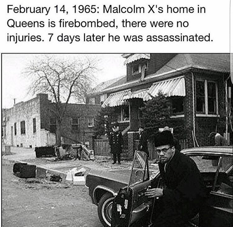 #blackhistorymonth #KnowYourHistory ✊��#MalcolmX RP: @chakabars https://t.co/4kgIgSYAb3